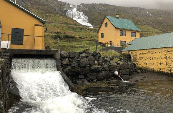Strond, Klaksvík