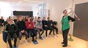 510 students attend classes at Húsahagi