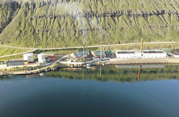 Sundsverkið, Tórshavn