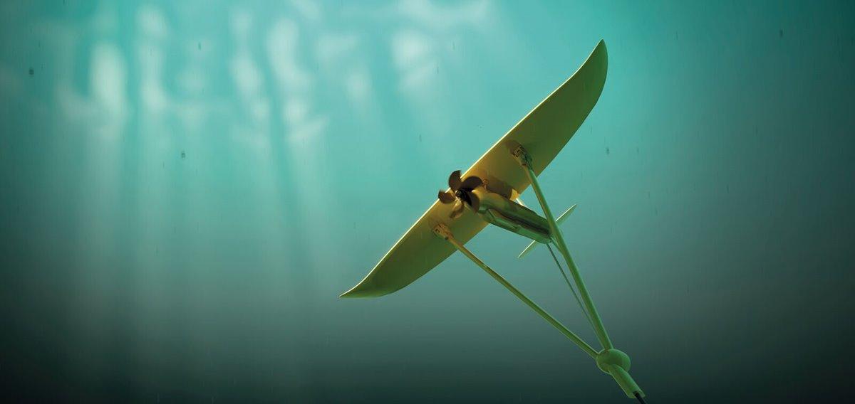 SEV signs agreement with Swedish marine energy developer Minesto