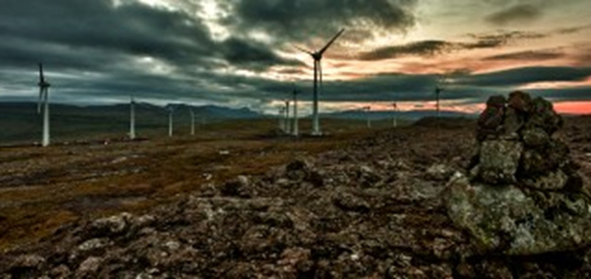 In 2014, 51% of electricity production was green