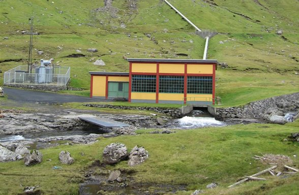 Mýruverkið, Vestmanna