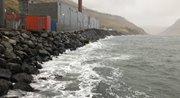 Stormskaðar á Sundi