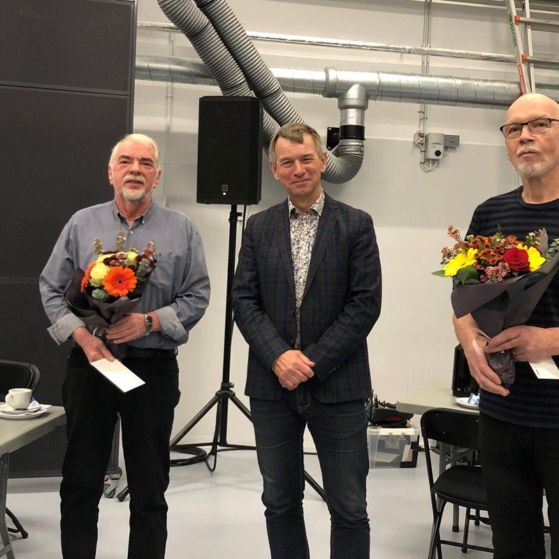 Jákup og Svenning tilsamans 79 ár á Sundsverkinum