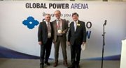 Battery system at Húsahagi awarded 1st price at international conference