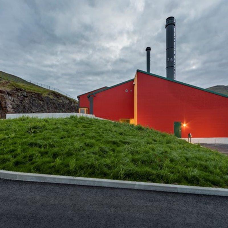 Starvslýsing - montørur til Rakstrardeildina í Suðuroy
