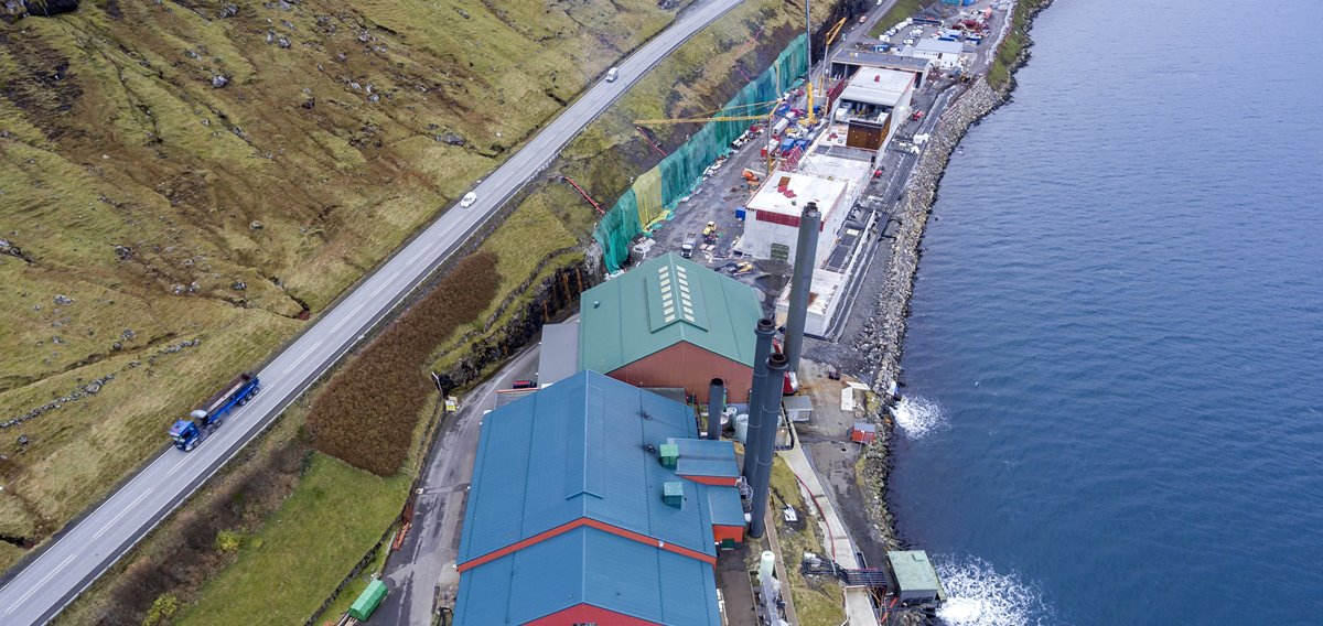 Sund Power Plant awarded international certification for maintaining a good work environment
