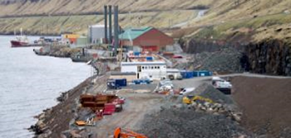 Expansion of Sund power plant according to plan