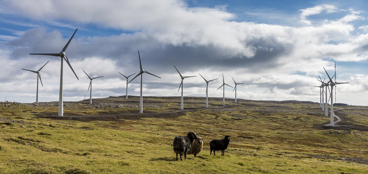 49% sustainable electricity production first quarter 2021