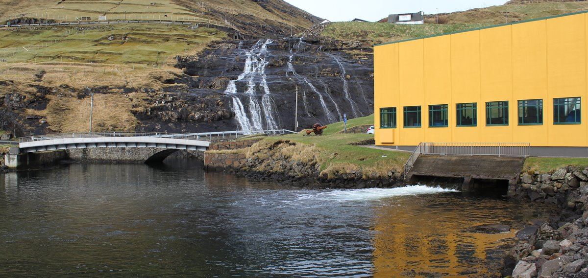 Renewables made up 56% of electricity generated in the Faroe Islands in November