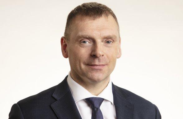 Heri Mortensen, deildarstjóri - framleiðslan