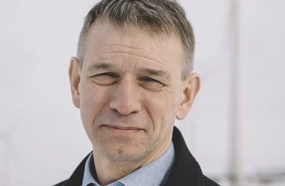 Hákun Djurhuus, CEO